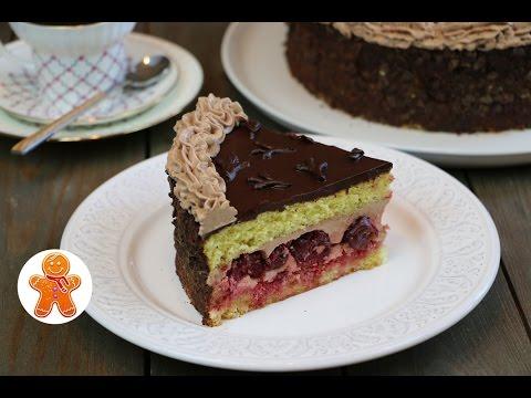 Торт 'Гусиные лапки'
