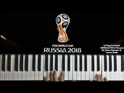 FIFA World Cup 2018 - Intro / TV Opening Theme ( Piano Cover ) - Hans Zimmer