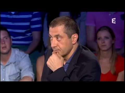 Mourad Boudjellal, passion rugby On n'est pas couché 22 juin 2013 #ONPC
