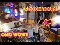 SURPRISE TRIP REVEAL DISASTER! + ROOM TOUR!!