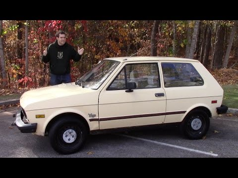 Here's Why the Yugo Is One of the Worst Cars Ever Made