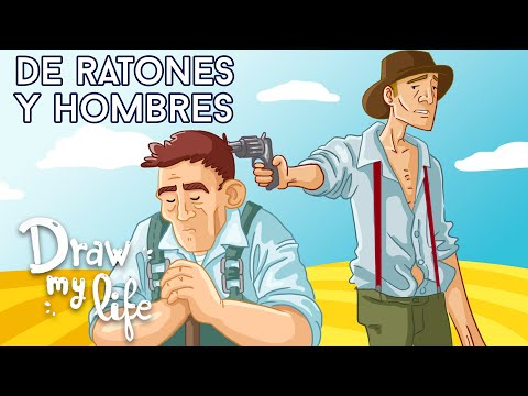 of-mice-and-men-(de-ratones-y-hombres)-de-john-steinbeck-(resumen)-|-draw-my-life