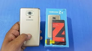 Samsung Z4 Unboxing & Full Review | Budget Range 4G!!