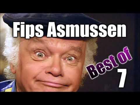 """Willy Lustig TV: """"Fips Asmussen Best Of 7"""" Spaß, Lustiges, Humor, Lacher, Witze am laufenden Band"""