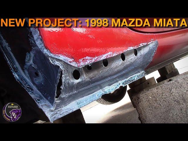 1998 Mazda Mx-5: New Project & General Car Update | April 2021