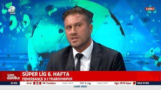 Mehmet Yılmaz: ''Fatih Tekke'nin Yolu Bir Gün Trabzonsporla Kesişecektir!'' 25.10.2020