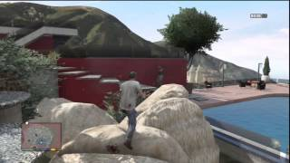 Grand Theft Auto 5 with Commentary Part 165-Kidnapping Devin Weston