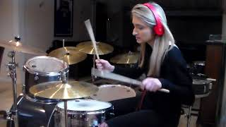 The Middle by Zedd, Maren Morris and Grey Drum Cover