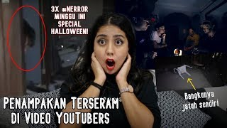 Penampakan TERSER4M di VIDEO YouTubers! | #NERROR