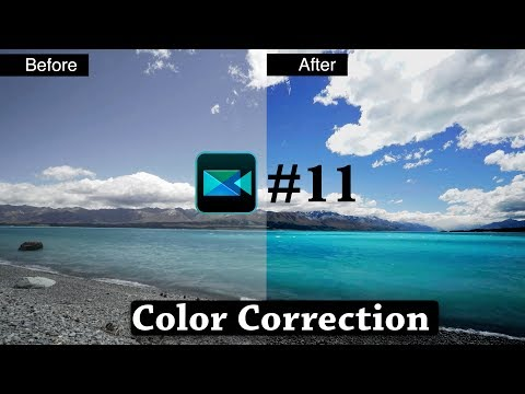 Video Editing Tutorial 11 - Video Color Correction