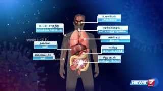 What are the symptoms of swine flu (H1N1)? | News7 Tamil