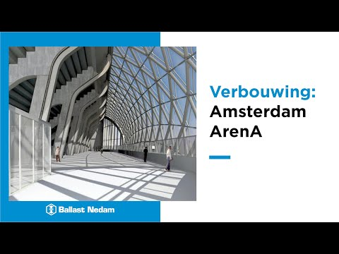Amsterdam ArenA update