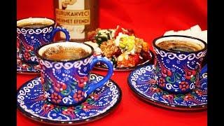 Турецкий кофе. Кофе в турке. Готовит Никита Сергеевич
