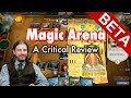 MTG - A Critical Review of Magic: The Gathering Arena - BETA