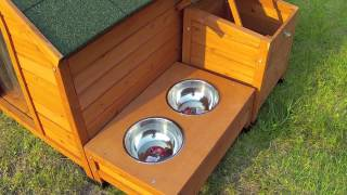 Large Dog Kennel - Buster Large Dog House