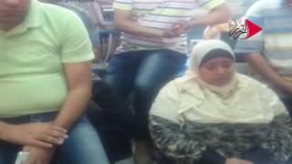 فيديو| غضب معلمي المحلة بسبب اعتداء ولي أمر على زميلتهم