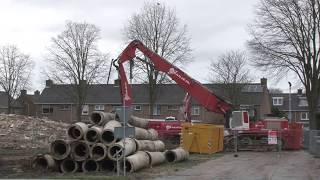 Tolweg in Heemskerk één jaar afgesloten