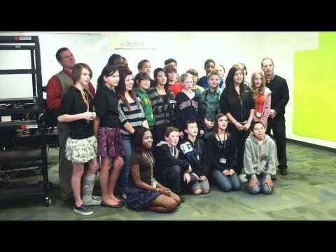 Desert Wind Middle School on EVB Live