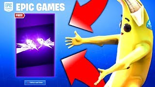 The New FREE GLIDER IN FORTNITE! (FREE REWARDS)