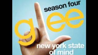 Glee - New York State Of Mind  (DOWNLOAD MP3 + LYRICS)