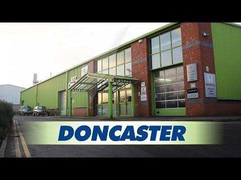 Just Car Clinics Site Tour - Doncaster