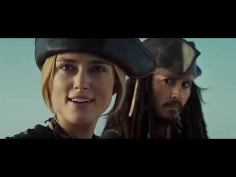 Karayip Korsanları komik sahne