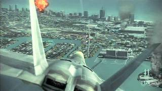 Ace Combat Assault Horizon Debut Trailer
