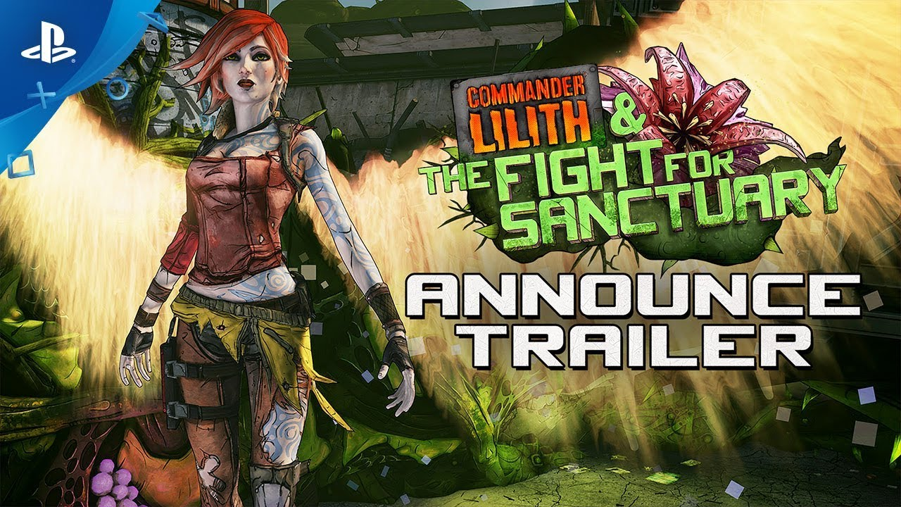 ▷ Borderlands 2: How to download DLC Commander Lilith and the Fight