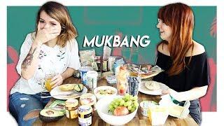 MUKBANG - FETTES FRÜHSTÜCK & MIRELLA