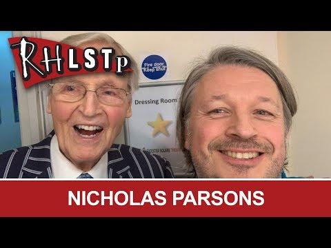 Nicholas Parsons - RHLSTP #218