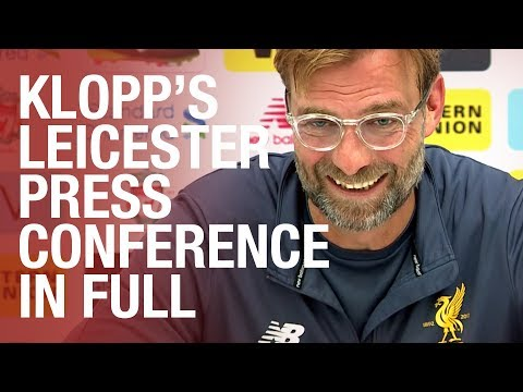 Carabao Cup team news and Lallana latest | Jürgen Klopp's Leicester City press conference in full