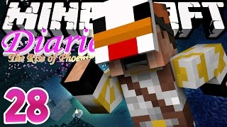 The Chicken Shaman  | Minecraft Diaries [S1: Ep.28] Roleplay Survival Adventure!