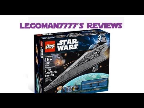 LEGO Star Wars 10221 Super Star Destroyer™ Review