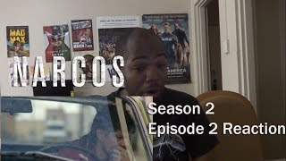 "Narcos Season 2 Episode 2 ""Cambalache"" REACTION"
