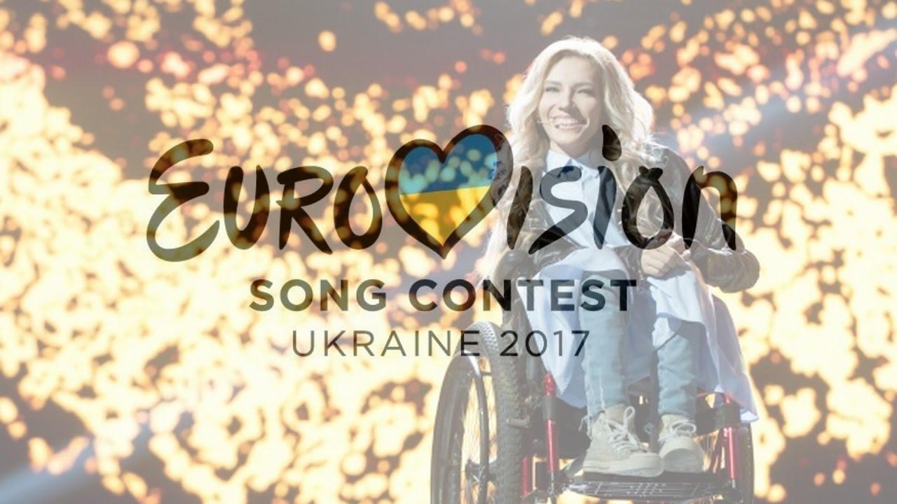 Julia Samoylova - Flame is Burning - Russia Eurovision 2017