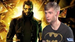 Deus Ex Human Revolution - рецензия Игромании