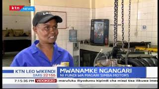 Rhoda Ireri, fundi hodari wa magari |Mwanamke Ngangari