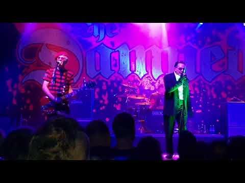 The Damned : Batschkapp Frankfurt 17.05.2018