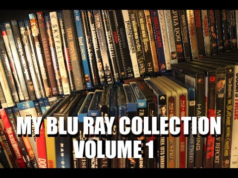 Blu Ray & DVD Collection! (VOLUME 1)
