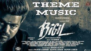 BIGIL Theme Song | Thalapathy Vijay | Atlee | AR Rahman | #Nettv4u