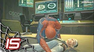 The Amazing Spider-Man (PC) walkthrough part 15 (Oscorp Bio Lab 2/2)