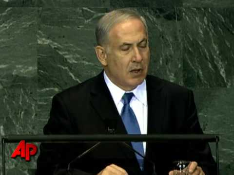 Raw Video: Israel Takes UN to Task Over Gaza