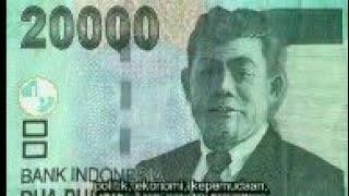 Uang Bisa Bicara?! Menceritakan sejarah jaman dulu