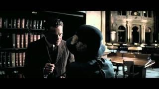 Дж. Эдгар - русский трейлер HD (Леонардо ДиКаприо)