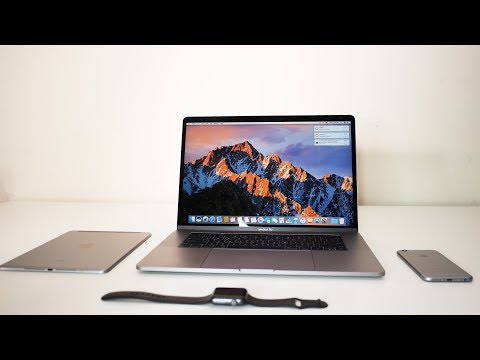 Why I Bought the New 2017 MacBook Pro with Touchbar