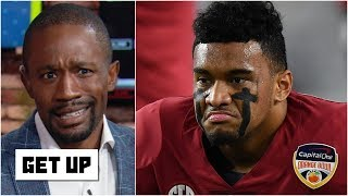 Tua isn't happy that Alabama lost to Clemson, no matter what he says - Domonique Foxworth | Get Up