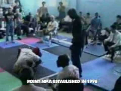 POINT MMA 1st FIGHT 1998