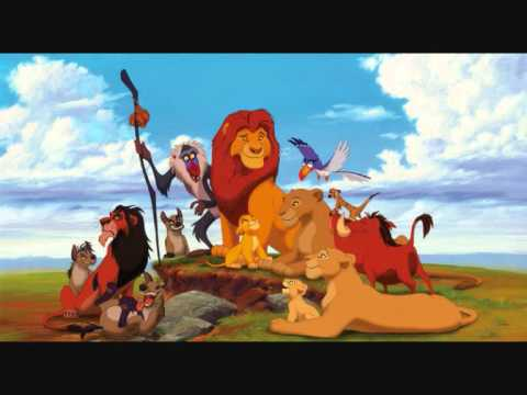 Circle of life the lion king soundtrack