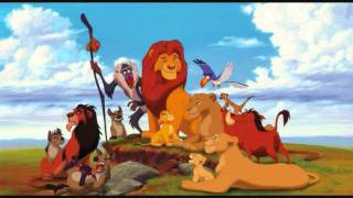 The Lion King  Soundtrack (1994) - 01 - Circle of Life
