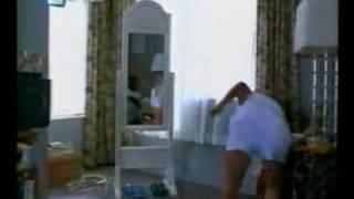Demi Moore dancing